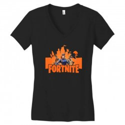 fortnite gallop skin Women's V-Neck T-Shirt | Artistshot