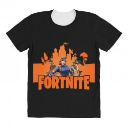 fortnite gallop skin All Over Women's T-shirt | Artistshot