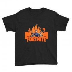 fortnite gallop skin Youth Tee | Artistshot