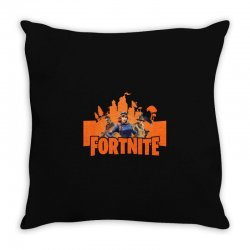 fortnite gallop skin Throw Pillow | Artistshot
