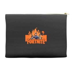 fortnite gallop skin Accessory Pouches | Artistshot