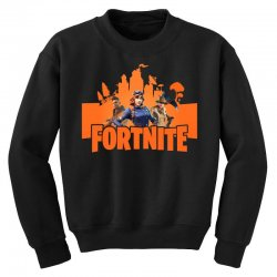 fortnite gallop skin Youth Sweatshirt | Artistshot