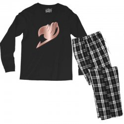 fairy tail Men's Long Sleeve Pajama Set | Artistshot