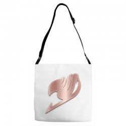 fairy tail Adjustable Strap Totes | Artistshot