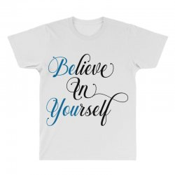 believe in yourself for light All Over Men's T-shirt | Artistshot