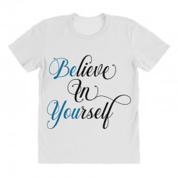 believe in yourself for light All Over Women's T-shirt | Artistshot