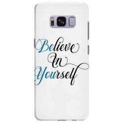 believe in yourself for light Samsung Galaxy S8 Plus Case | Artistshot