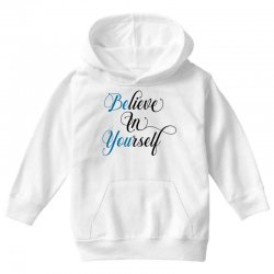 believe in yourself for light Youth Hoodie | Artistshot