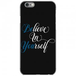 believe in yourself for dark iPhone 6/6s Case | Artistshot