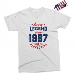 Living Legend 1957 Exclusive T-shirt | Artistshot