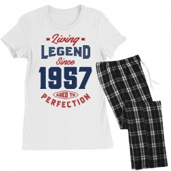Living Legend 1957 Women's Pajamas Set | Artistshot