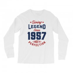 Living Legend 1957 Long Sleeve Shirts | Artistshot