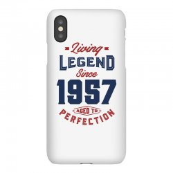 Living Legend 1957 iPhoneX Case | Artistshot