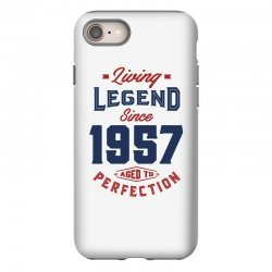 Living Legend 1957 iPhone 8 Case | Artistshot