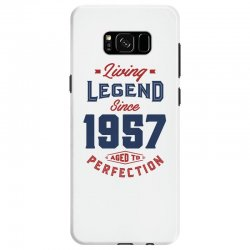 Living Legend 1957 Samsung Galaxy S8 Case | Artistshot
