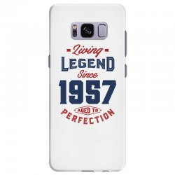 Living Legend 1957 Samsung Galaxy S8 Plus Case | Artistshot