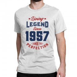 Living Legend 1957 Classic T-shirt | Artistshot