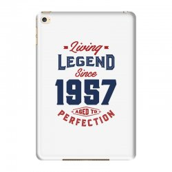 Living Legend 1957 iPad Mini 4 Case | Artistshot