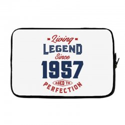 Living Legend 1957 Laptop sleeve | Artistshot