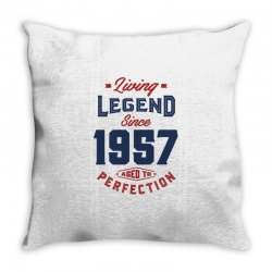 Living Legend 1957 Throw Pillow | Artistshot
