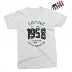 Vintage Since 1958 Exclusive T-shirt | Artistshot