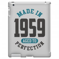Made in 1959 iPad 3 and 4 Case | Artistshot