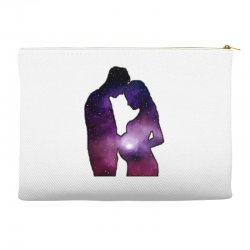 REAL FATHER MOTHERS DREAMS Accessory Pouches | Artistshot