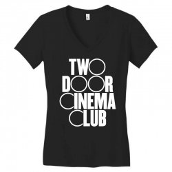 Two Door Cinema Club Women's V-Neck T-Shirt | Artistshot
