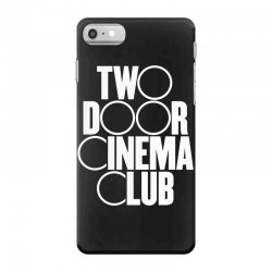Two Door Cinema Club iPhone 7 Case | Artistshot