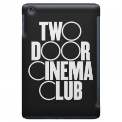 Two Door Cinema Club iPad Mini Case | Artistshot