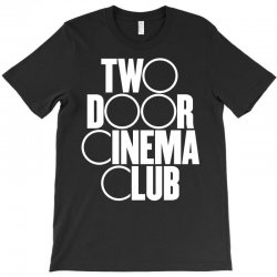 Two Door Cinema Club T-Shirt | Artistshot