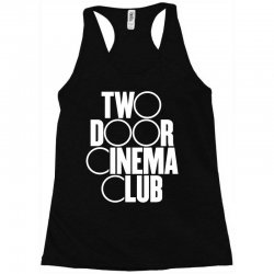 Two Door Cinema Club Racerback Tank | Artistshot