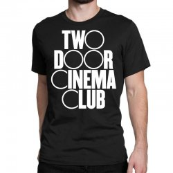 Two Door Cinema Club Classic T-shirt | Artistshot