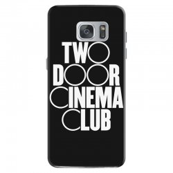 Two Door Cinema Club Samsung Galaxy S7 Case | Artistshot