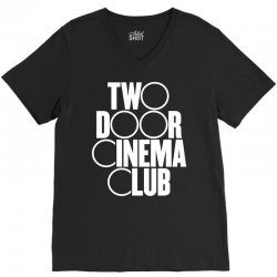 Two Door Cinema Club V-Neck Tee | Artistshot