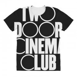 Two Door Cinema Club All Over Women's T-shirt | Artistshot