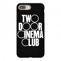 Two Door Cinema Club iPhone 8 Plus Case | Artistshot