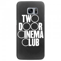 Two Door Cinema Club Samsung Galaxy S7 Edge Case | Artistshot