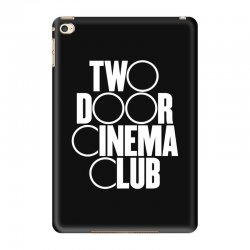 Two Door Cinema Club iPad Mini 4 Case | Artistshot