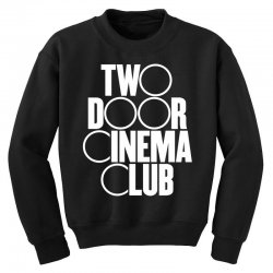 Two Door Cinema Club Youth Sweatshirt | Artistshot
