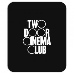 Two Door Cinema Club Mousepad | Artistshot