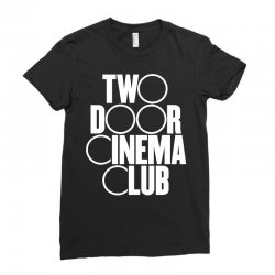 Two Door Cinema Club Ladies Fitted T-Shirt | Artistshot