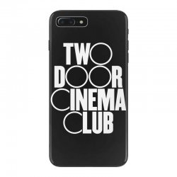 Two Door Cinema Club iPhone 7 Plus Case | Artistshot