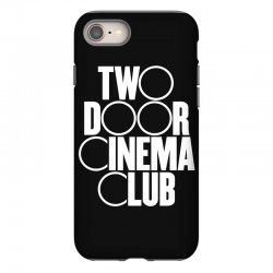 Two Door Cinema Club iPhone 8 Case | Artistshot