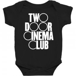 Two Door Cinema Club Baby Bodysuit | Artistshot