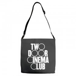 Two Door Cinema Club Adjustable Strap Totes | Artistshot