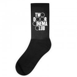 Two Door Cinema Club Socks | Artistshot
