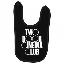 Two Door Cinema Club Baby Bibs | Artistshot