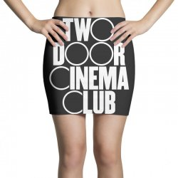Two Door Cinema Club Mini Skirts | Artistshot