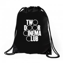 Two Door Cinema Club Drawstring Bags | Artistshot